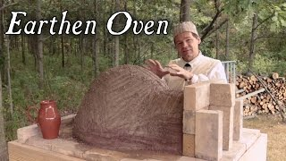 In this video we show you how to build an earthen oven. Wood-fired earthen ovens are easily documented all the way back the...