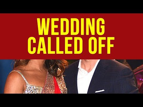 Actress CANCELLING WEDDING, She's Not Sure About H