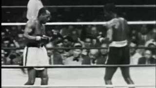 Joe Walcott V's Ezzard Charles TKO