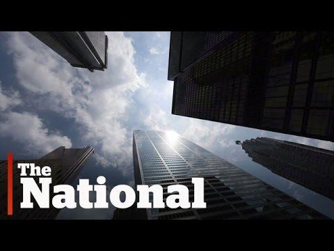 Canada's Big 6 banks downgraded in credit ratings