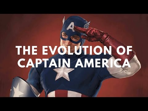 The Evolution of Captain America in Television