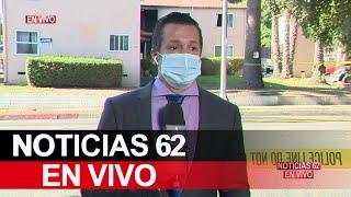 Niño abatido en incendio en Pasadena – Noticias 62 - Thumbnail
