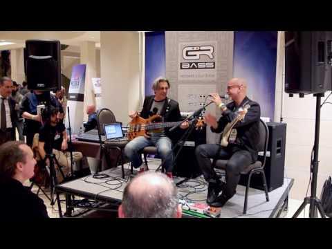 Musika 2016 - Giorgio Santisi & Stefano de Donato GRBASS DEMO ( Special Guest Federico Malaman ) HD