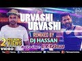 foto Urvashi Urvashi - Remix | DJ Hassan | A.R Rehman | Bollywood Songs | Latest Hindi Remix Songs 2017