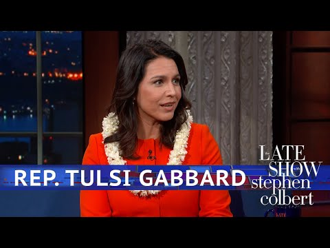 Rep. Tulsi Gabbard On America's Role In The World