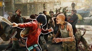 HUGE ZOMBIE HORDE SURVIVAL! - World War Z Gameplay - New York Zombie Apocalypse Survival