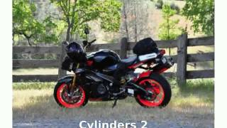 2. 2005 Aprilia Tuono R - Features & Specification