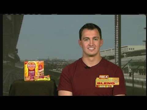 Getting ready for the Indianapolis 500 with Graham Rahal