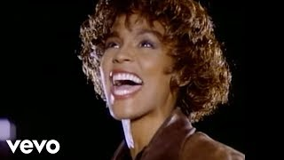 Whitney Houston - I'm Your Baby Tonight - YouTube