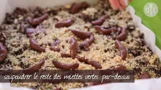 """Gâteau """"litière de chat"""""""