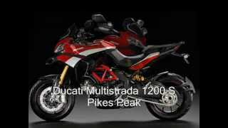 8. 2012 Ducati Multistrada 1200 S Pikes Peak 0001