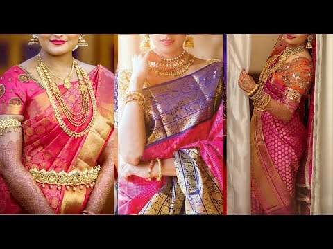 Video Pink Kanchipuram Sarees | Silk Saree Blouse Designs | Million Designs download in MP3, 3GP, MP4, WEBM, AVI, FLV January 2017