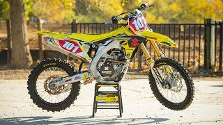 5. Garage Build: 2018 Suzuki RM-Z450