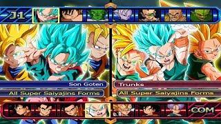 Video Kid Goten All SSJ Form´s VS Kid Trunks All SSJ Form´s | Dragon Ball Z Budokai Tenkaichi 3 MP3, 3GP, MP4, WEBM, AVI, FLV Juli 2018