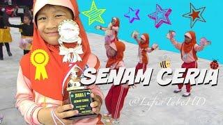 Kompetisi Senam Ceria Anak PAUD - Happy Dance Cheerful Kids @LifiaTubeHD Fun
