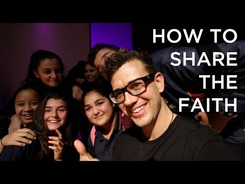 How to Share The Faith – Fr. Rob Galea
