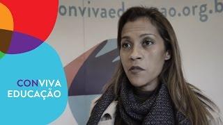 CONVIVA EDUCAÇÃO - Depoimento Rosilene Cavalcante