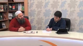 Shkarkimi i Hoxhës Shefqet Krasniqi nga Xhamia - Hoxhë Bekir Halimi