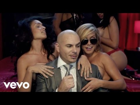 Pitbull - Don't stop the party tekst piosenki