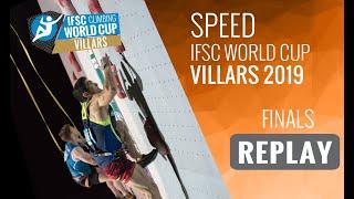 IFSC Climbing World Cup Villars 2019 - Speed Finals by International Federation of Sport Climbing