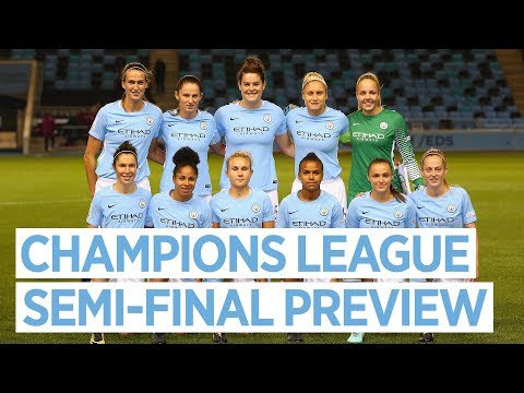 Video: PLAY THE BEST TO BE THE BEST | City v Lyon Preview | Champions League