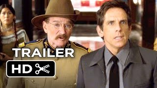 Nonton Exclusive   Night At The Museum  Secret Of The Tomb Official Trailer  2  2014    Robin Williams Hd Film Subtitle Indonesia Streaming Movie Download