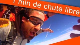 Saint-Aubin-sur-Scie France  City pictures : Baptême Parachute / Chute Libre à Dieppe, Circuits de France / Airlibre Parachutisme.