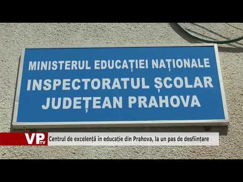 Centrul de excelență în educație din Prahova, la un pas de desființare