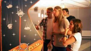 Tobii Eye Asteroids - eye-controlled arcade game