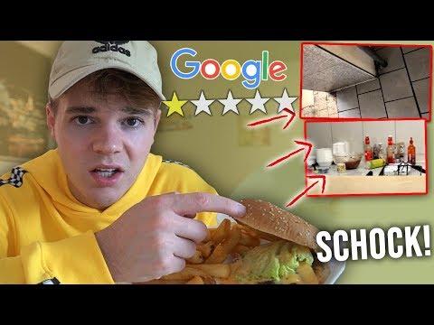 SCHLECHTESTES Burger Restaurant in meiner Stadt! (Ich bin schockiert!)