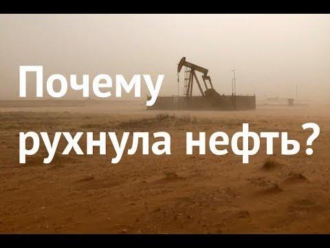 Нефть рухнула на 6%. Что будет дальше?
