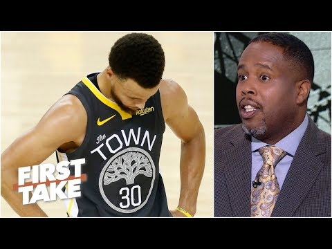 Video: Warriors are done being a top team in the West – Damon Jones   First Take