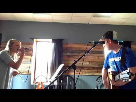 Reckless Love (Cover By Samantha Norton And David Lampman)