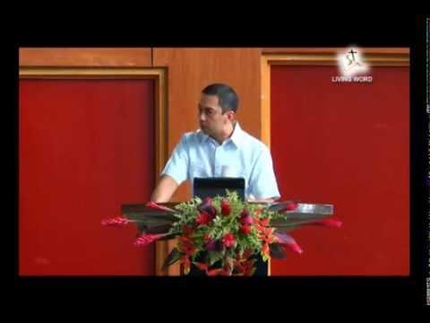 "Hearing the Voice of God (Part 2) - Pastor Carmelo ""Mel"" B. Caparros II"