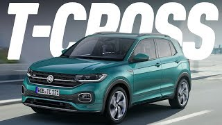 VOLKSWAGEN T CROSS / ФОЛЬКСВАГЕН Т КРОСС