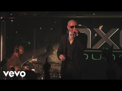 Pitbull - Hotel Room Service (Live at AXE Lounge)