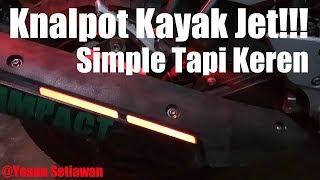 Video MANTEB!!!Knalpot Bisa Kayak Jet Dengan Cara Yang Simple #32 MP3, 3GP, MP4, WEBM, AVI, FLV Juli 2018