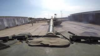 Выдвижение мотострелковой и артиллерийской бригад ЦВО для совершения марша