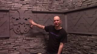 Escape Room Installation: the Temple