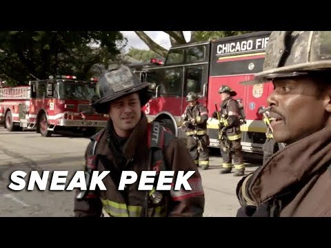 Chicago Fire 7x08 Sneak Peek: A Roof Collapses On Severide