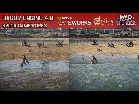 ŁAdniejsze obiekty, z których część będzie można niszczyć i bardziej naturalne fale - to pojawi się w grze War Thunder za sprawą nowej wersji silnika graficznego