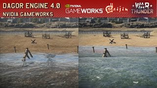 Видео к игре War Thunder из публикации: Новая версия движка в  War Thunder