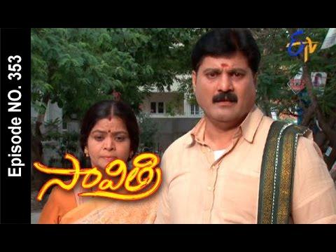 Savithri--20th-May-2016--సావిత్రి-–-Full-Episode-No-353