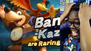BANJO-KAZOOIE in SMASH BROS ULTIMATE! - E3 Reaction & Thoughts