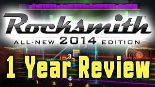 I have been playing for a year now. Time for a proper review! Rocksmith 2014 is a game like no other. Its a game that promises to ...