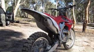 7. Honda CRF450R 2009