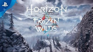 Horizon Zero Dawn: The Frozen Wilds - Environment Trailer   PS4