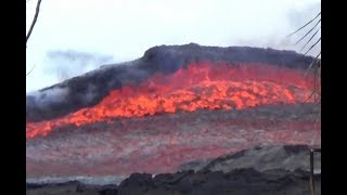 Video Leilani Hawaii Lava Fissure 8 June 29 2018 MP3, 3GP, MP4, WEBM, AVI, FLV Juli 2018