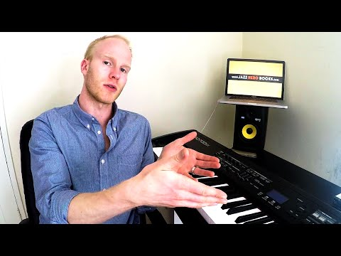 LATIN JAZZ PIANO LESSON