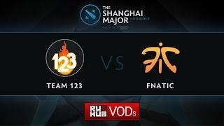 Fnatic vs Taring, game 1